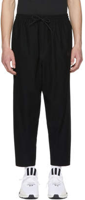 Y-3 Black Twill Sarouel Trousers