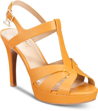 af9b8cce27ba Thalia Sodi Verrda Platform Dress Sandals