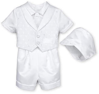 Keepsake Christening Shorts Set - Baby Boys