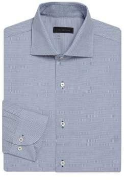 Saks Fifth Avenue COLLECTION Birdseye Dress Shirt