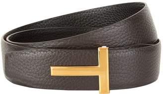 Tom Ford Leather Reversible Belt