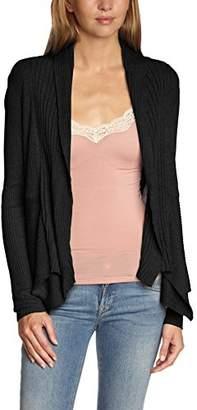 Esprit Women's 994EE1I903 Flow Open Long Sleeve Cardigan,(Manufacturer Size:X-Large)