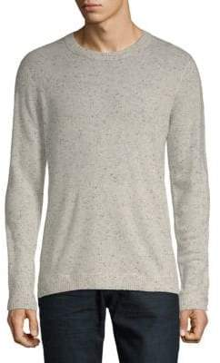ATM Anthony Thomas Melillo Donegal Cashmere Crewneck Top