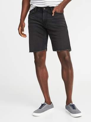 Old Navy Slim Built-In Flex Denim Cutoff Shorts for Men