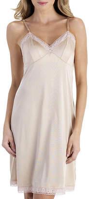 Vanity Fair 22 Rosette Lace Full Slip - 10103