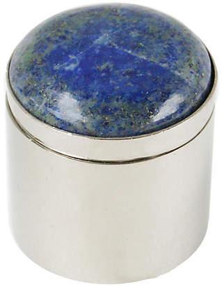 "2"" Ring Box - Silver/Blue - Addison Weeks"