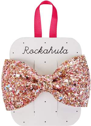 Rockahula Glitter Bow Hair Clip