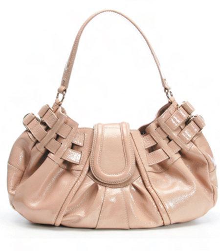 Loeffler Randall Bedelia Handbag in Nude