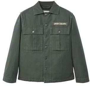 Mango man MANGO MAN Military-style jacket