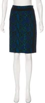 Diane von Furstenberg Marta Pencil Skirt