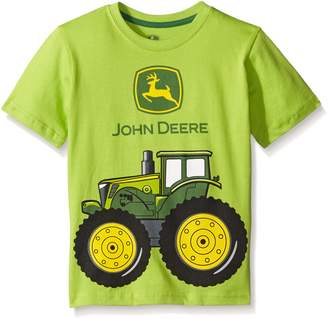 John Deere Little Boys' Big Tractor Tee