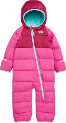 The North Face Lil' Snuggler Water Resistant Down Bunting