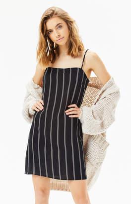 LA Hearts Square Neck Slip Dress