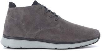 Hogan New Urban Style Grey Nabuk Sneaker