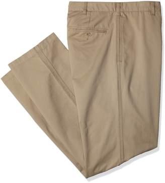 Calvin Klein Men's Big-Tall Soft Wash Dylan Chino Pant
