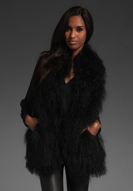 Mackage Luella Fur Vest