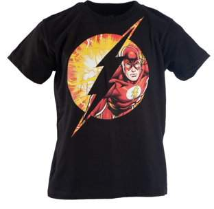 DC Comics Flash Flash Short Sleeve Graphic Tee (Little Boys & Big Boys)