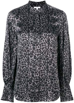 be6ee4bee94c5 Equipment Leopard Blouse - ShopStyle
