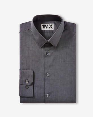 Express Slim Fit Textured 1Mx Shirt