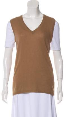 Malo Cashmere Knit Vest Cashmere Knit Vest