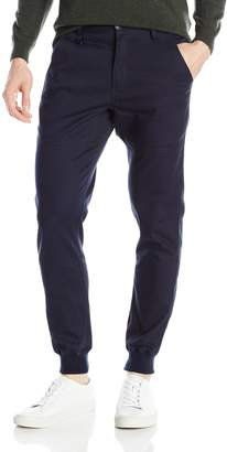 Publish BRAND INC. Men's Legacy Stretch Twill Jogger Pant with Water Resistant Coat