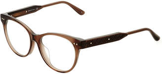 Bottega Veneta Women's Bv0017oa-30000140003 62Mm Optical Frames