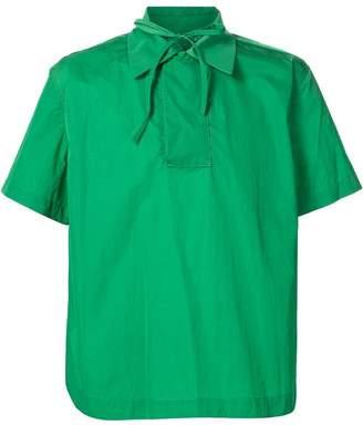 Craig Green ribbon detail shirt