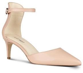 Women's Nine West Sharmila Ankle Strap D'Orsay Pump $78.95 thestylecure.com
