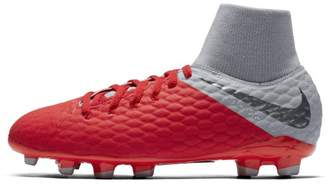 Nike Jr. Hypervenom Phantom III Academy Dynamic Fit FG Younger/Older Kids'Firm-Ground Football Boot