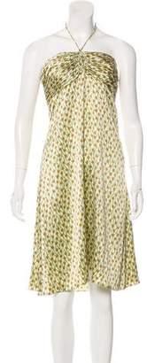 Tocca Printed Mini Dress