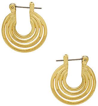 Luv Aj The Multi Hoop Statement Earrings