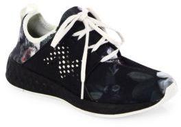 New Balance Cruz Graphic Mesh Sneakers $99.95 thestylecure.com