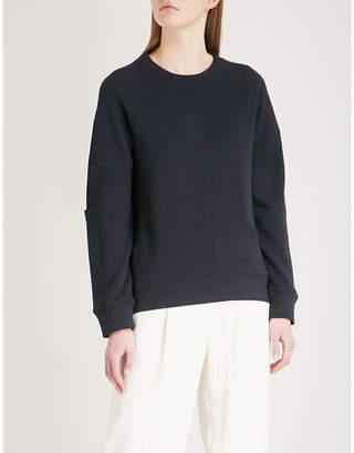 Joseph Molleton cotton-jersey sweatshirt
