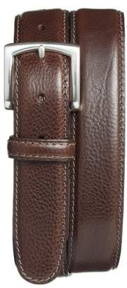 Bosca Calfskin Leather Belt
