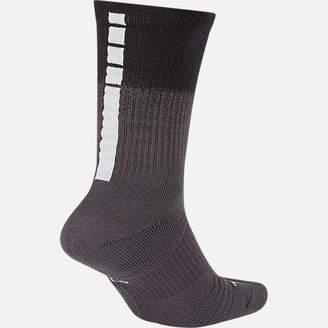 Nike Unisex Detroit Pistons NBA City Edition Elite Crew Basketball Socks
