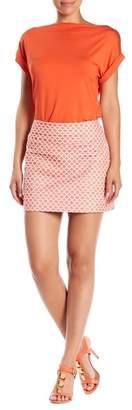 Trina Turk Rico Patterned Skirt