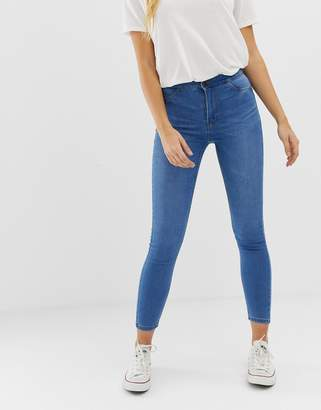 JDY Ella high rise skinny jeans