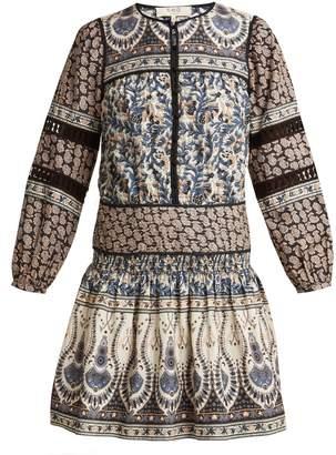 Sea Gemma floral-print dress