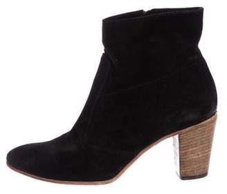 Alberto Fasciani Suede Ankle Boots