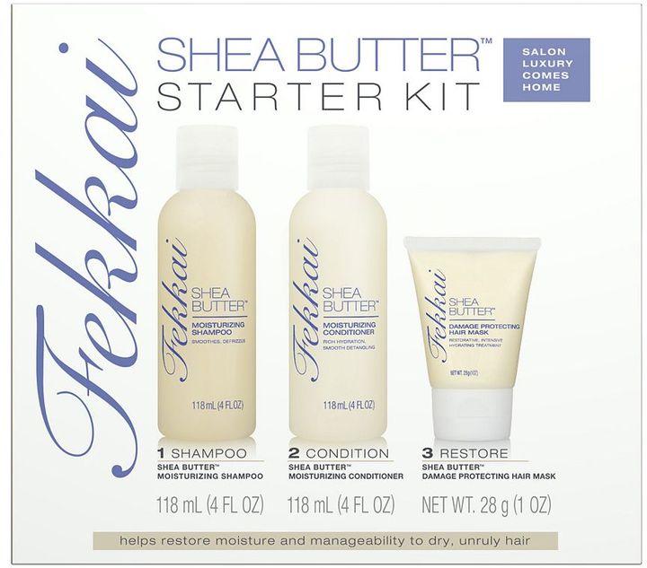 Frederic Fekkai shea butter starter kit