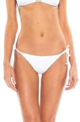 a5e21ba5a3035 Becca Color Code Side Tie Bikini Bottoms