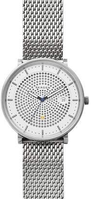 Skagen Men's Hald Mesh Bracelet Watch, 40mm