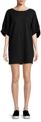 Kensie Flounce Mini Dress