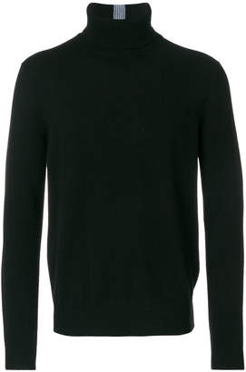Paul Smith cashmere turtle-neck sweater