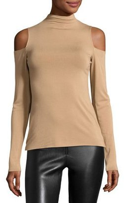 Bailey 44 Vincent Cold-Shoulder Top $98 thestylecure.com