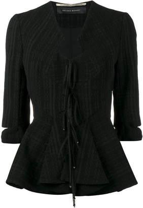 Roland Mouret Hanover fitted jacket