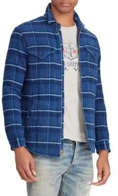 Polo Ralph Lauren Classic Twill Long-Sleeve Sport Shirt