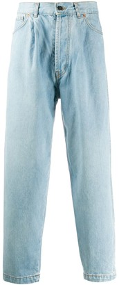 Societe Anonyme tapered jeans