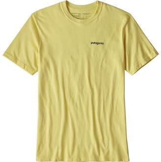Patagonia Line Logo Badge Responsibili-Tee Shirt - Short-Sleeve - Men's