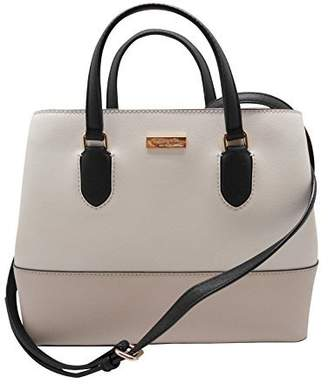Kate Spade KSNY Laurel Way Evangelie Saffiano Leather Satchel 6867
